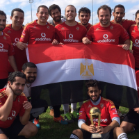 Egyptian Team Wins Houston The Sister Cities of Houston Tournament