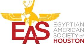 Egyptian American Society of Houston Logo