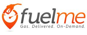 FuelMe Logo Sticker Decal