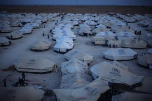 UNHCR-camp